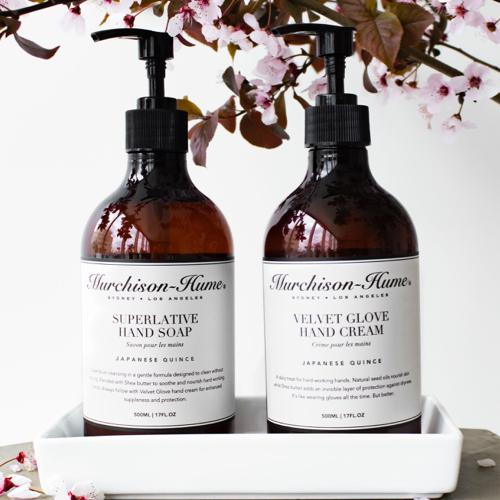 Murchison-Hume - Hand Soap / Japanese Quince