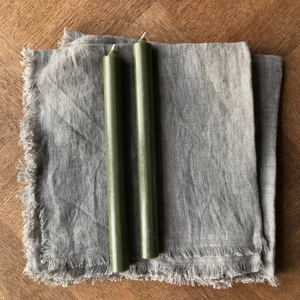 "10"" Candle - Olive"