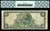 1902 $5 Note Reno – Nevada – CH 7038 – FR 598 – PCGS F15 Apparent