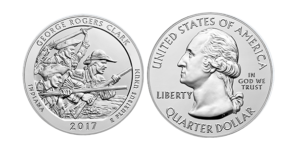 ATB Silver – George Rogers Clark