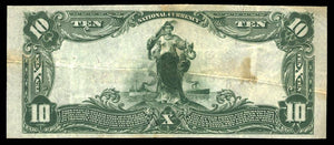 1902 $10 Note Coplay – Pennsylvania – CH 9113 – FR 626 – F12
