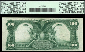 1902 - $100 Note - National Bank Note - FR 689 - PCGS Ch New 63 PPQ