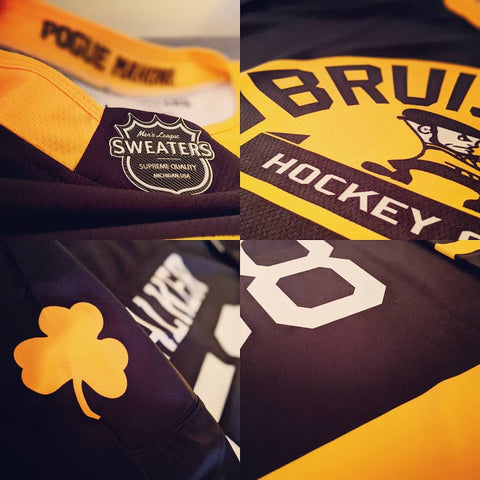 Custom Team Hockey Jersey