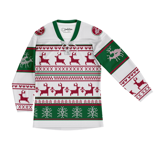 Reindeer Games Hockey Jersey