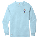 Player-Coach Dyed Long Sleeve