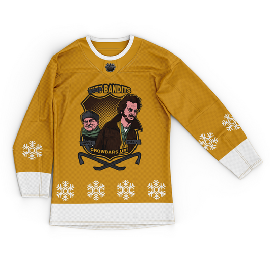 Sticky Bandits Hockey Jersey