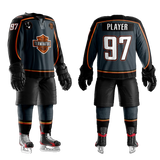 AUTHENTIC CUSTOM TERMINATORS JERSEY