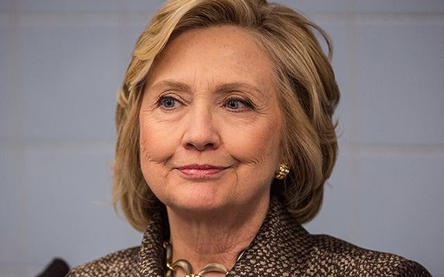 Hillary Clinton Revises Her Stance on Marijuana Laws