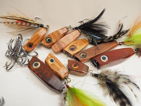 Wood Lures