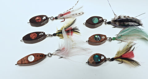 Wood Lures – Mark White Lures