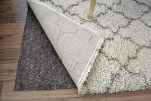 Rotate and prevent uneven wear of your rugs!