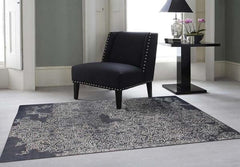 Serendipity Distressed Wool Modern Area Rugs