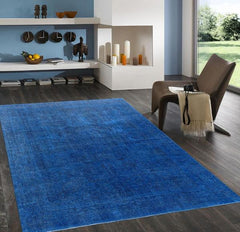 contemporary-vintage-persian-wool-area-rugs-blue-2-rug-shop-and-more