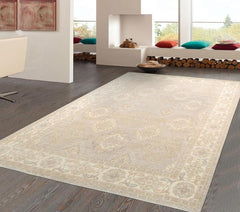 Transitional Ferehan Allover Area Rugs