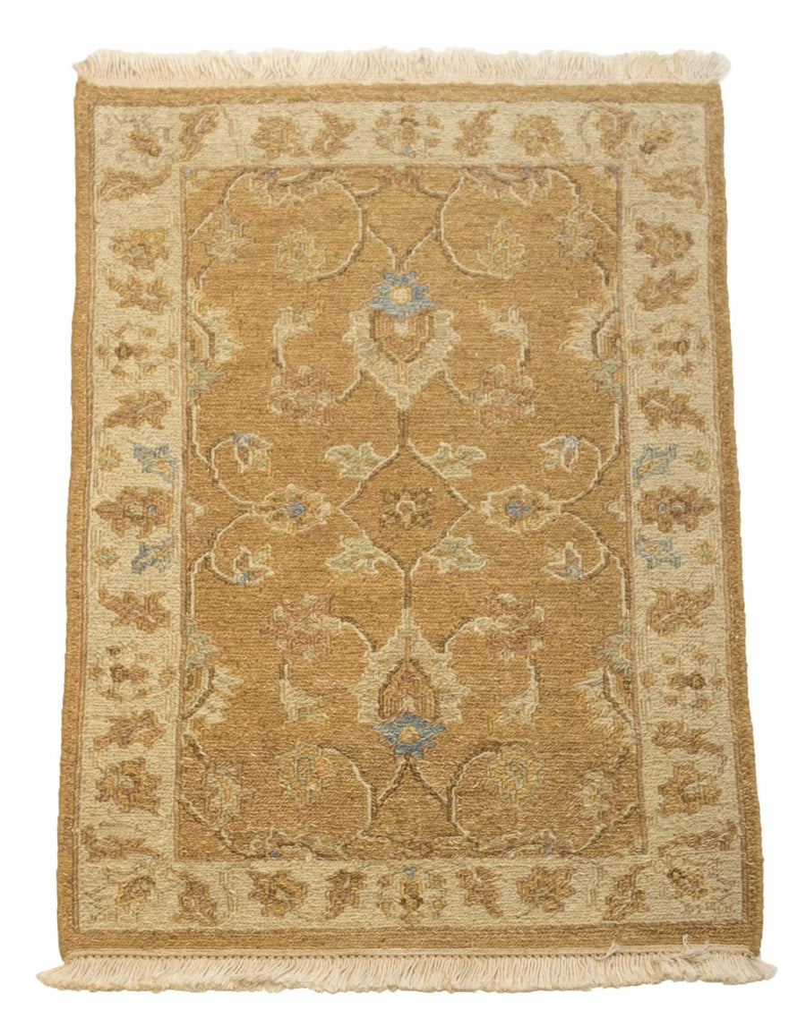 2' x 3' Flatweave Hand Knotted Wool Area Rug by Rug Shop and More-Area Rugs-Rug Shop and More