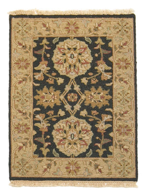 2' x 3' Flatweave Wool Area Rug-Area Rugs-Rug Shop and More
