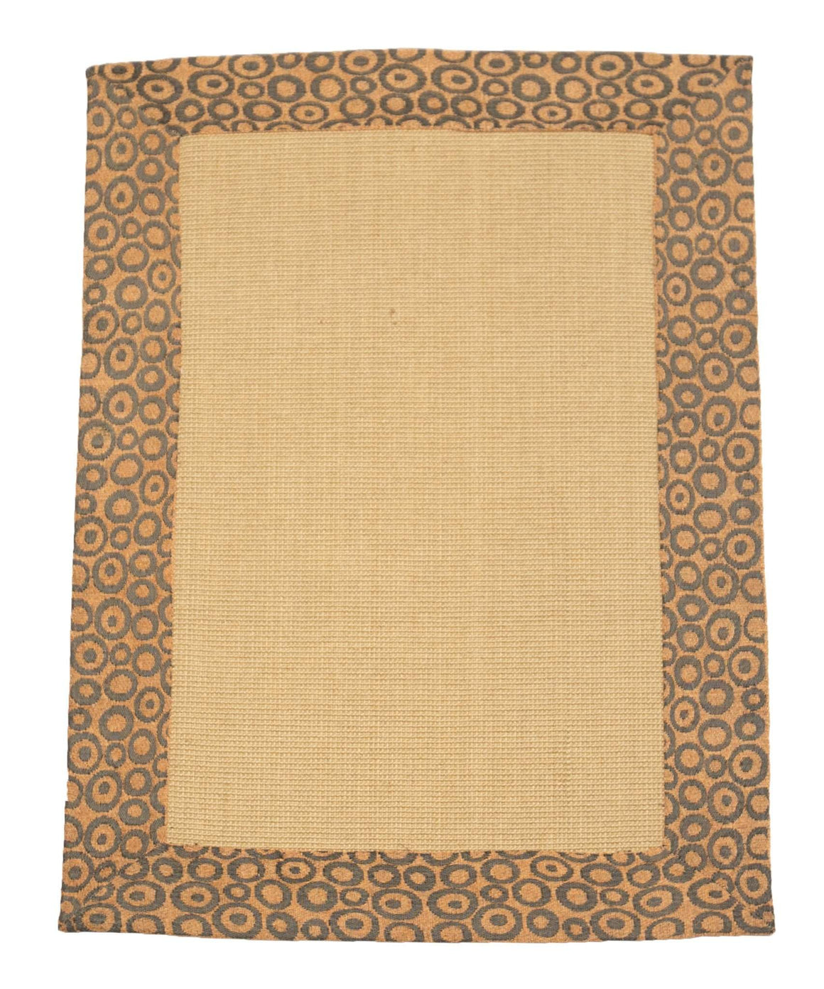 2' x 3' Natural Jute Eco Friendly Small Rug by Rug Shop and More Area Rugs - Rug Shop and More