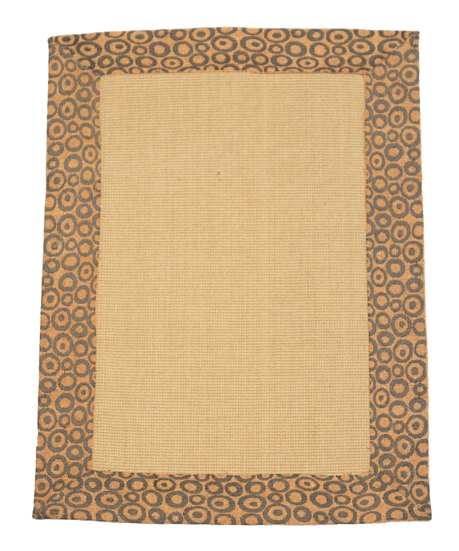 2' x 3' Natural Jute Eco Friendly Rug-Area Rugs-Rug Shop and More