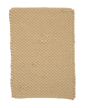 2' x 3' Natural Jute Eco Friendly Small Rug by Rug Shop and More-Area Rugs-Rug Shop and More