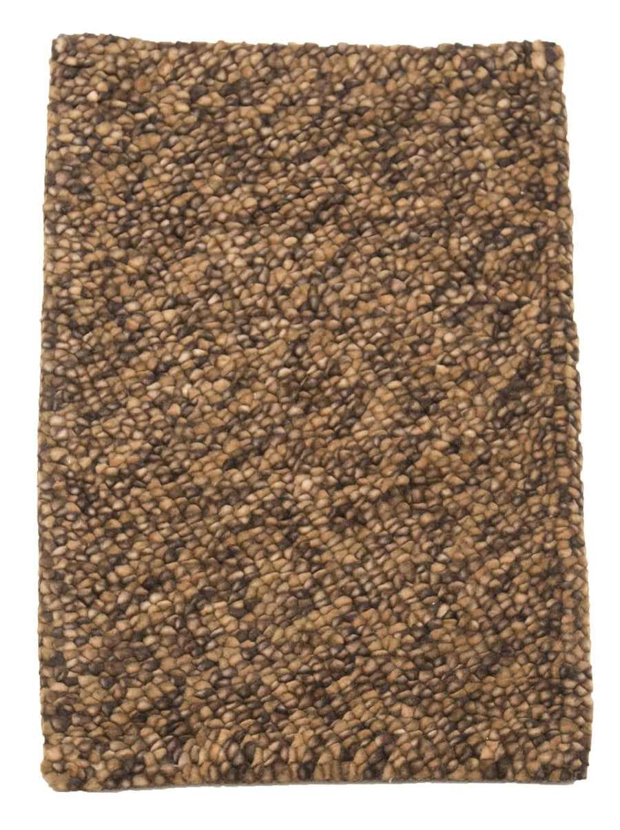 2' x 3' Pebbles Plush Felted Wool Shag Small Rug by Rug Shop and More-Area Rugs-Rug Shop and More