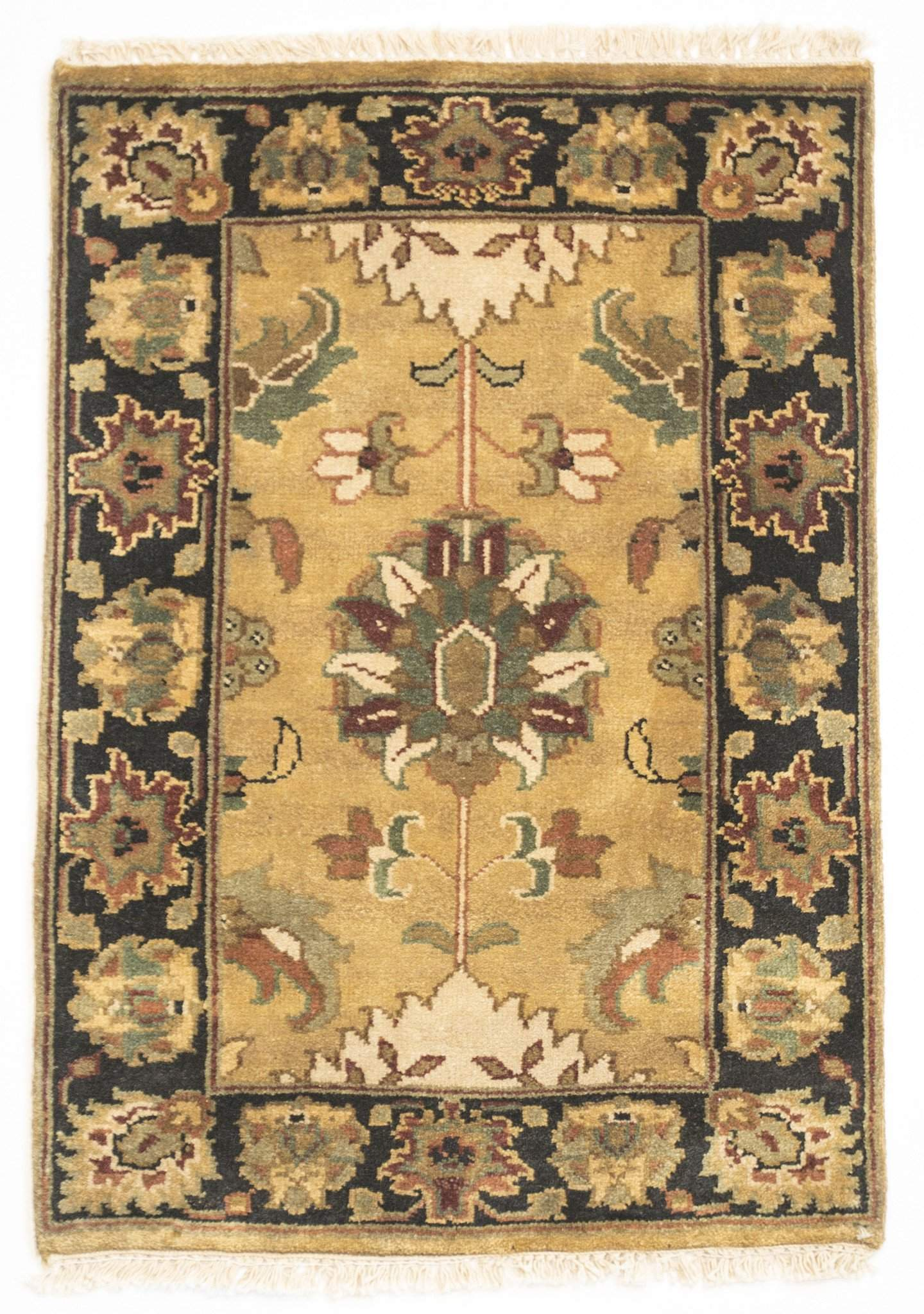 2' x 3' Sultanabad Handknotted Traditional Wool Rug by Rug Shop and More Area Rugs