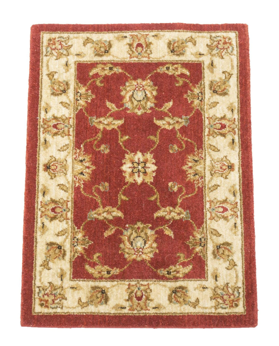 2' x 3' Traditional Floral Small Rug-Area Rugs-Rug Shop and More
