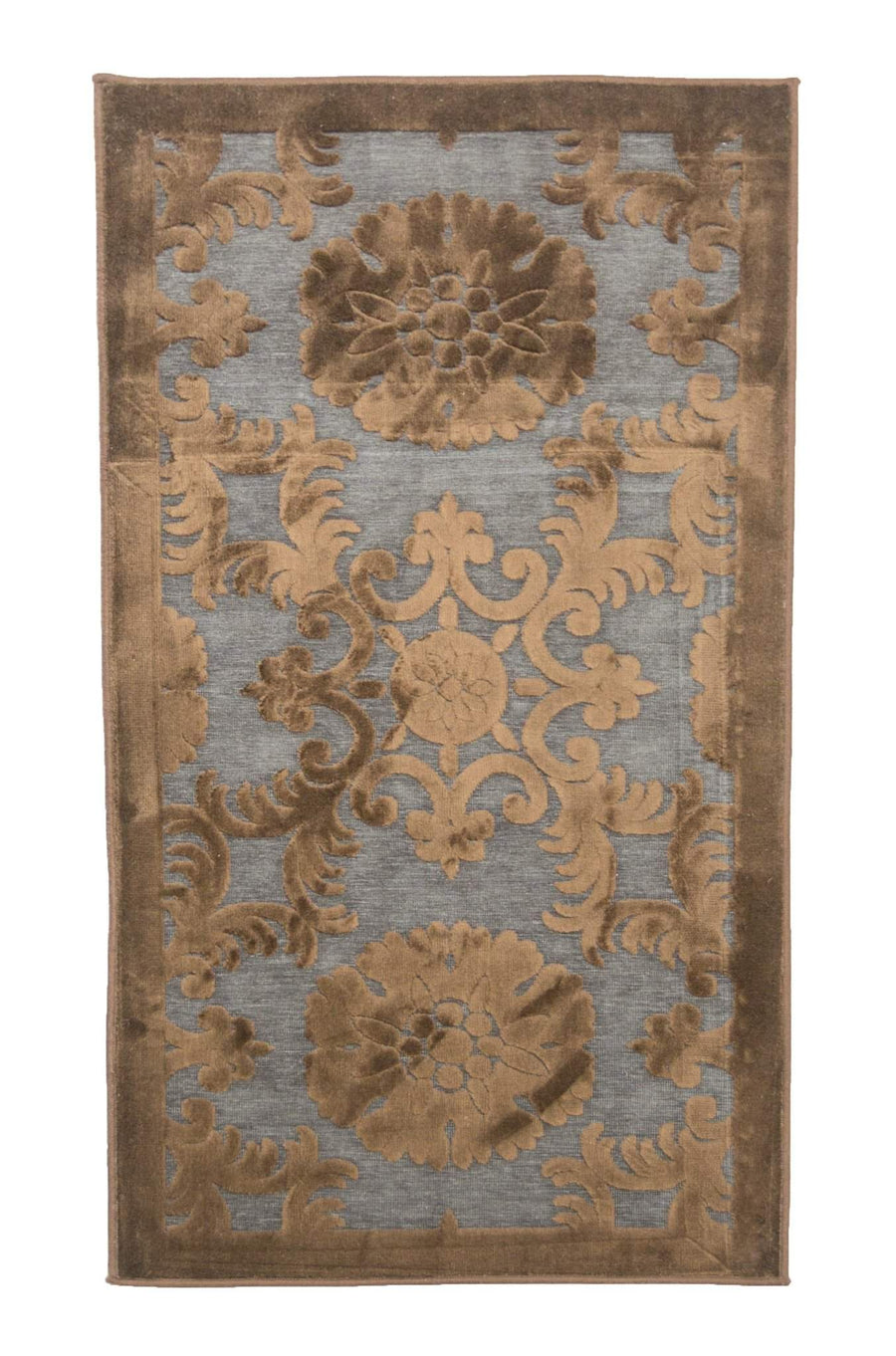 2' x 4' Casual Chenille & Viscose Small Runner Rug Collection-Area Rugs-Rug Shop and More