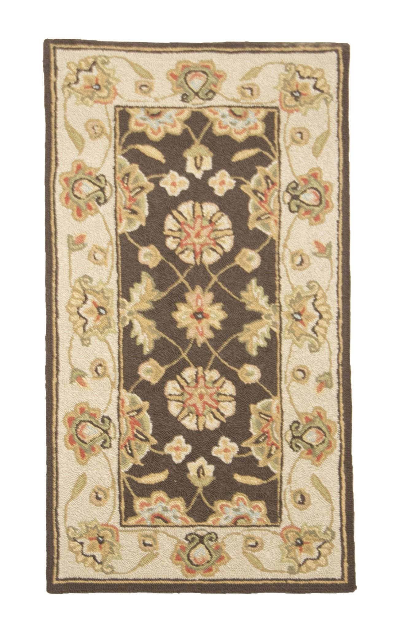 2' x 4' Covington Floral Casual Small Runner-Rug Shop and More