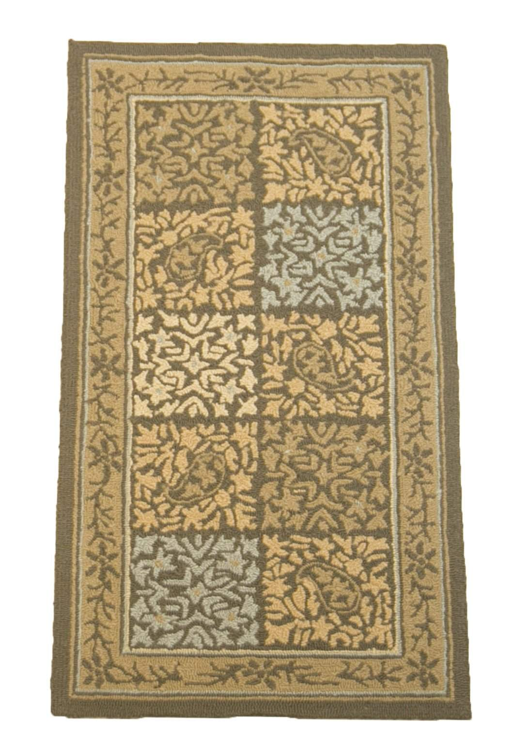 2' x 4' Covington Casual Indoor Small Runner Rug Area Rugs - Rug Shop and More