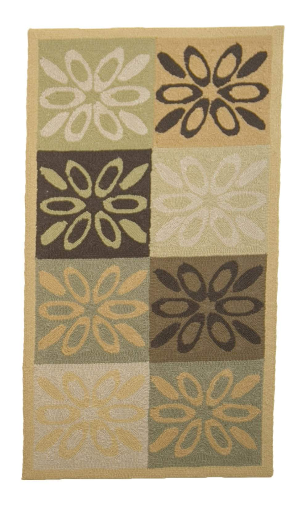 2' x 4' Covington Casual Indoor Small Runner Rug