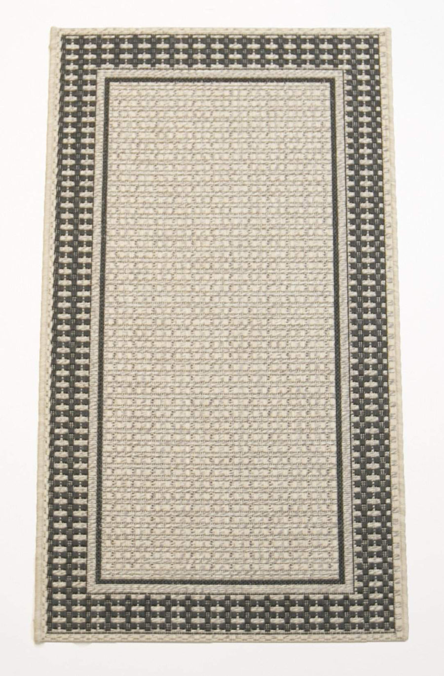 2' x 4' Tides Outdoor Small Area Runner-Area Rugs-Rug Shop and More