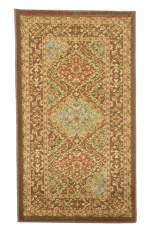 2' x 4' Traditional Floral Small Rug-Rug Shop and More