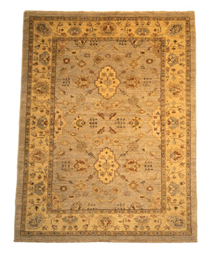 4' x 6' Traditional Handmade Rug-Area Rugs-Rug Shop and More