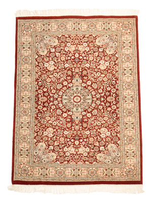 4' x 6' Traditional Wool Floral Rug-Area Rugs-Rug Shop and More