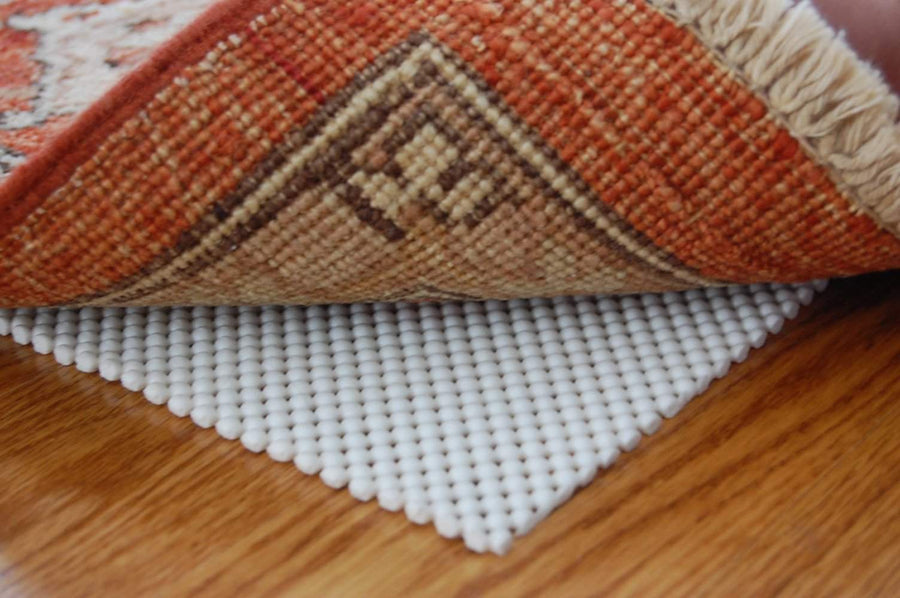 Firm Hold Non Slip Rug Pad-For Hard Floor Surfaces