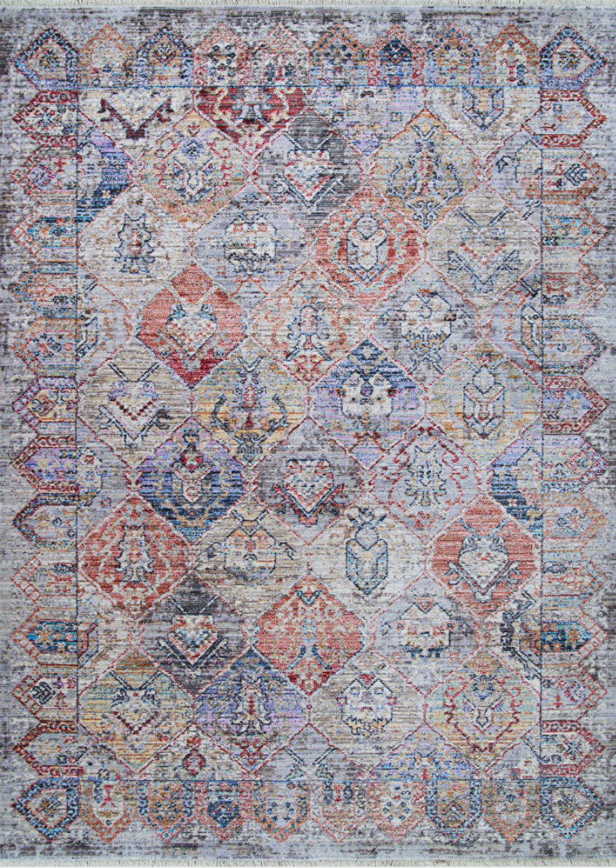 Bliss Parthia Modern Colorful Rug