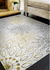 Calinda Summer Bliss Gold Flower Rug