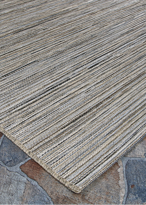 Cape Hinsdale Silver Outdoor Rugs