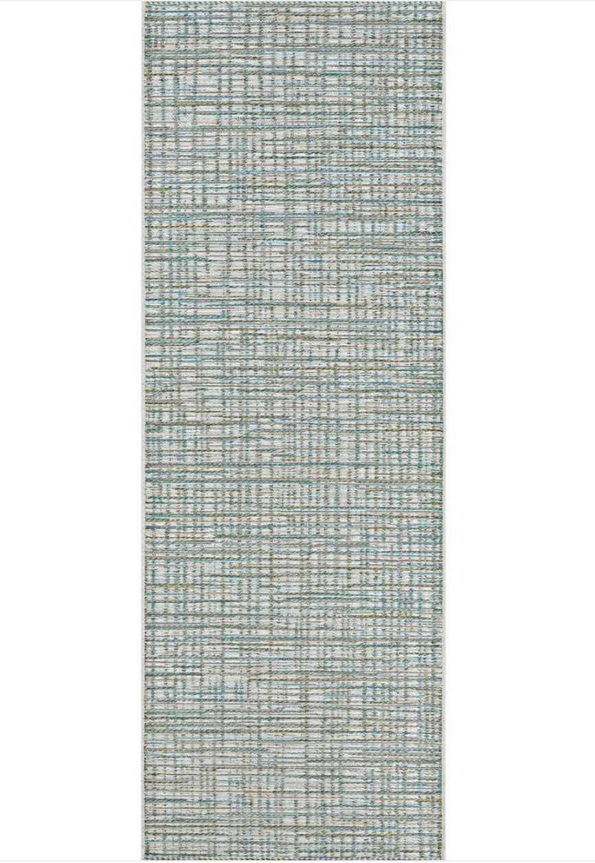 Cape Falmouth Light Green Outdoor Rugs
