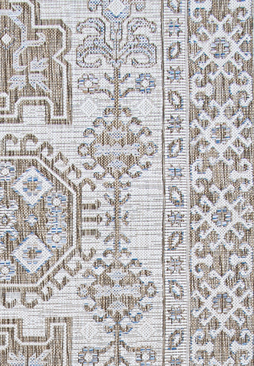 Charm Woodburn Outdoor Geometric Rug