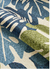 Covington Monstera Palm Leaf Outdoor Rug