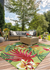 Covington Painted Fern Outdoor Rug