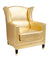 Vicenza Gold Wing Chair