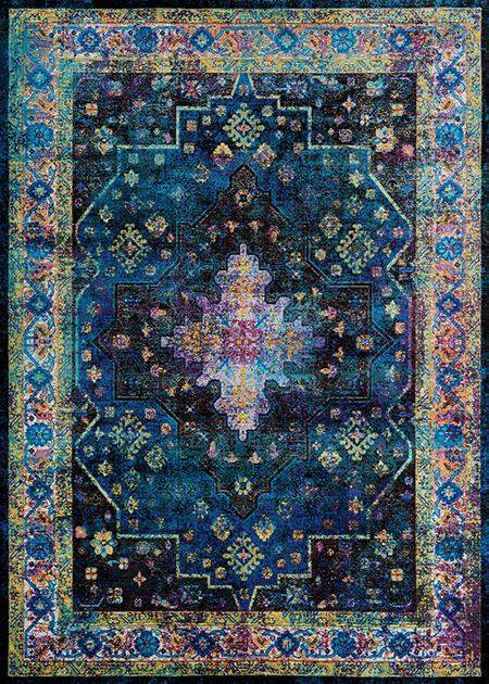 Gypsy Chartres Transitional Area Rug-Area Rugs-Rug Shop and More