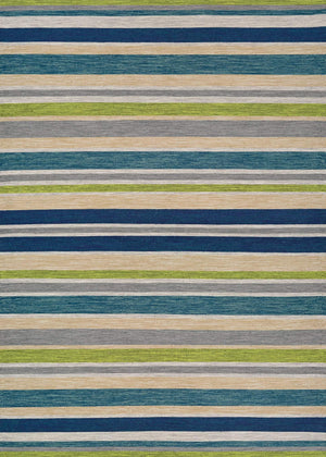 Cottages Alki Reversible Indoor and Outdoor Rugs-Area Rugs-Rug Shop and More