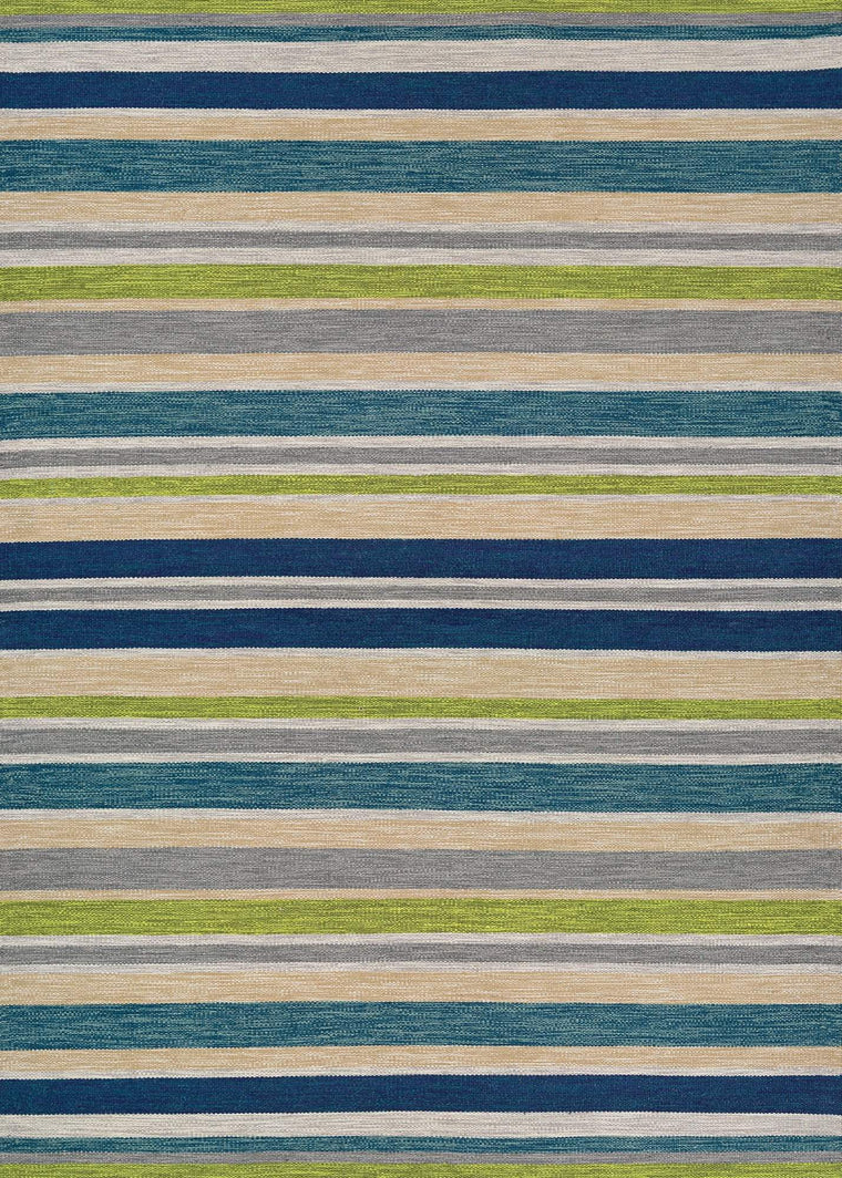 Cottages Alki Reversible Indoor and Outdoor Rugs