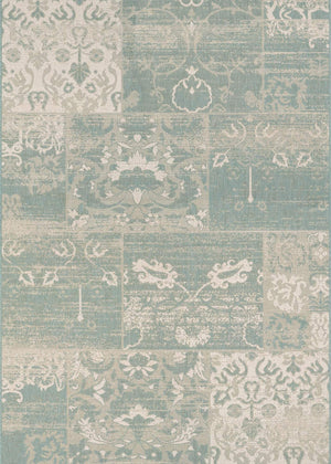 Afuera Country Cottage Casual Indoor and Outdoor Area Rug Collection