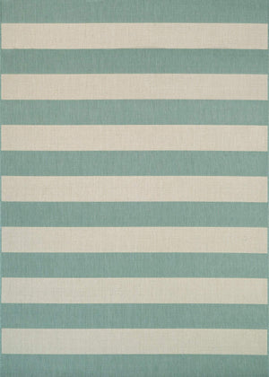 Afuera Yacht Club Sea Mist Outdoor Rugs-Rug Shop and More