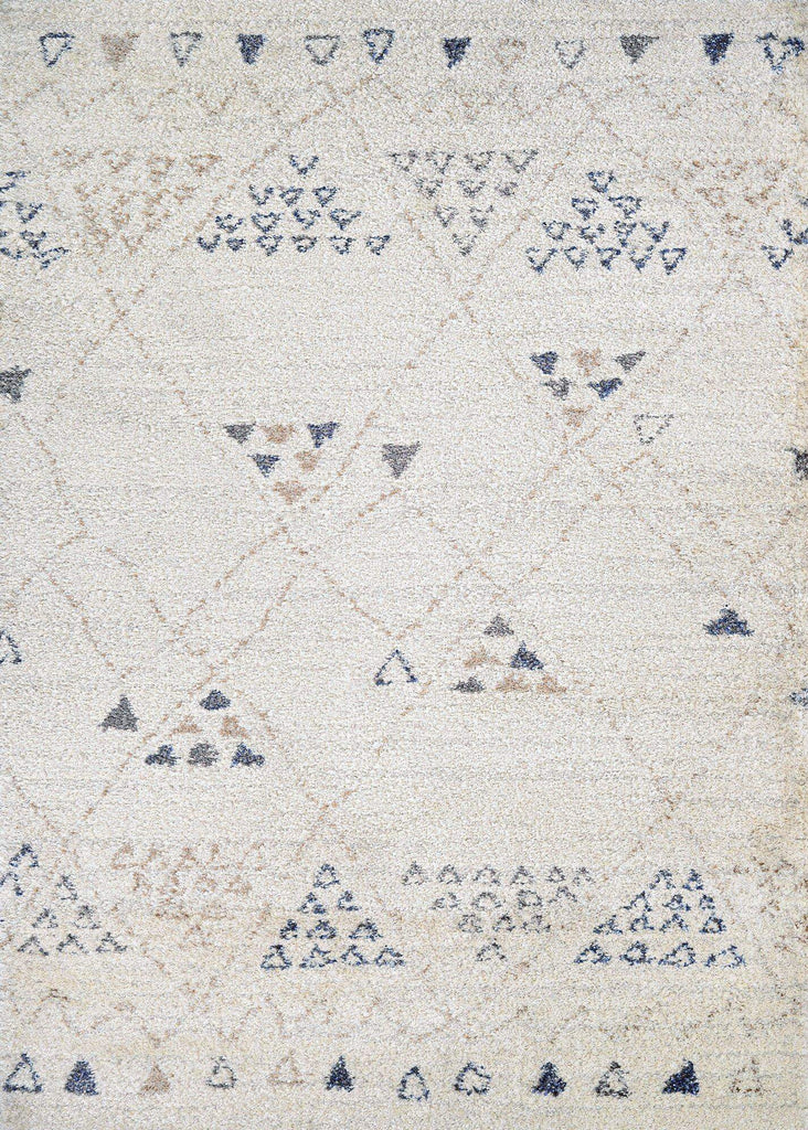 Bromley Jakarta Plush Solid Contemporary Rugs