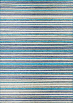Cape Brockton Blue Outdoor Rugs-Rug Shop and More